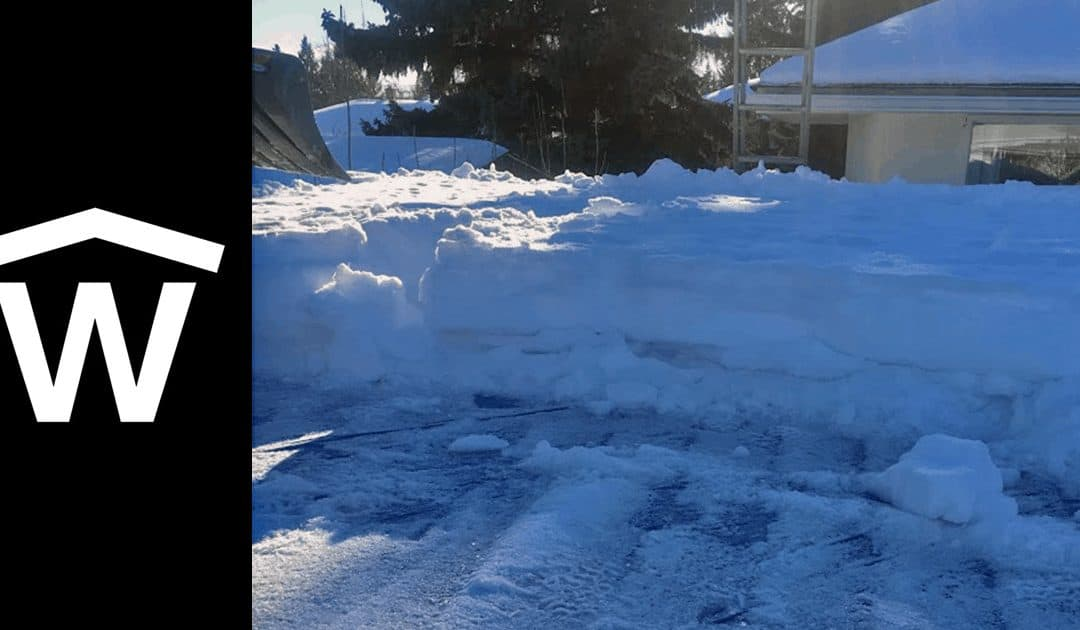 The Importance of Snow Removal for Flat and Residential Roofs