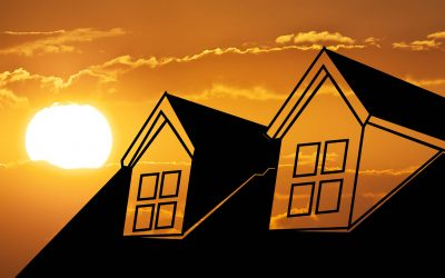 Hot Summer Temperatures and Your Roof
